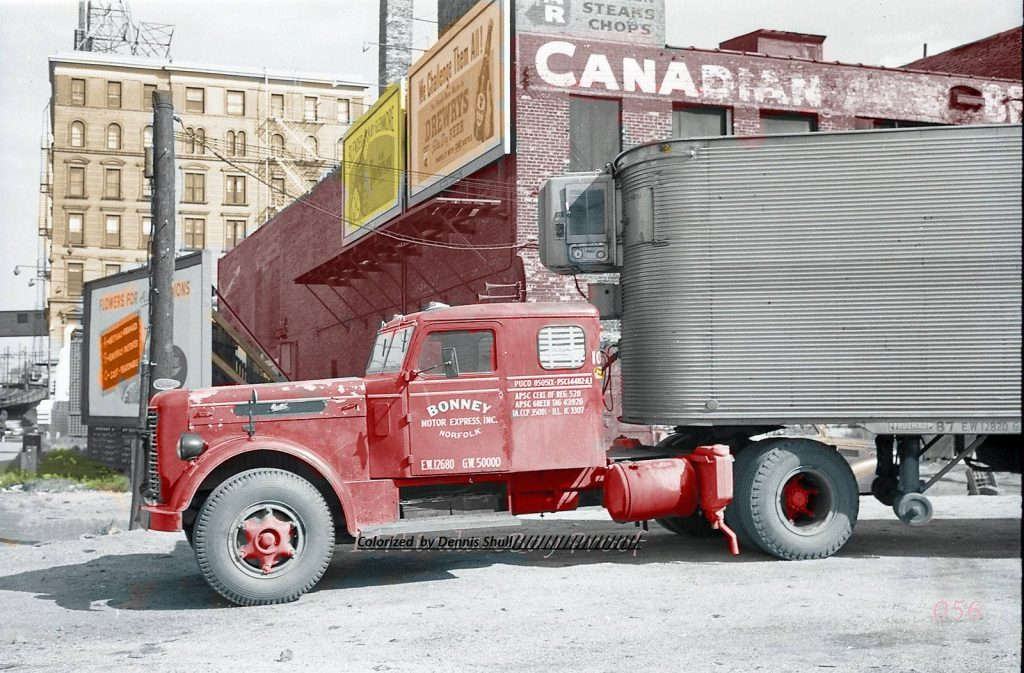 Coffee Truck For Sale >> Colorized photos by Dennis Shull – Corbitt Preservation Association