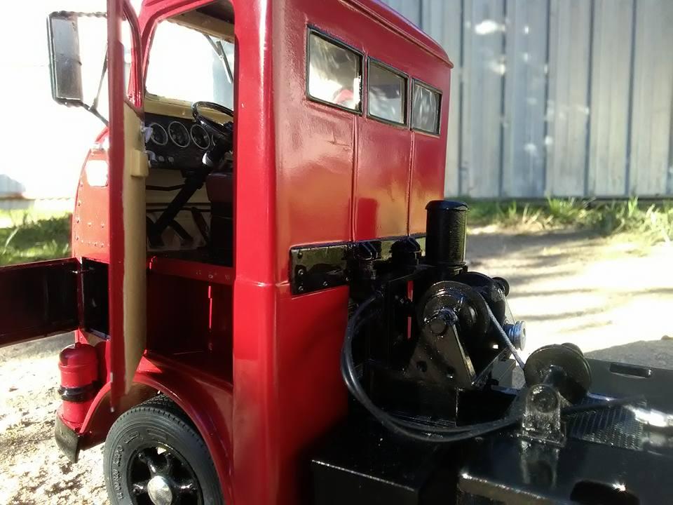 Fire Truck For Sale >> Tall Boy Truck Model Build By Codie Lawrey – Corbitt Preservation Association